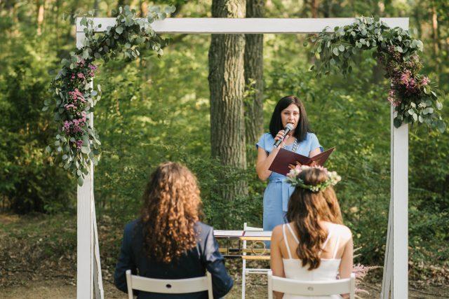 Organizacja idealnego ślubu w plenerze